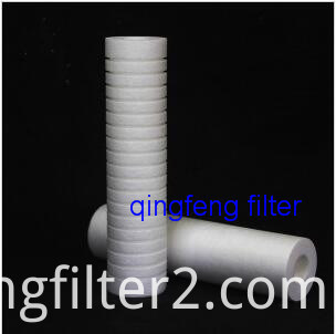 Polypropylene Melt- Blown Filter
