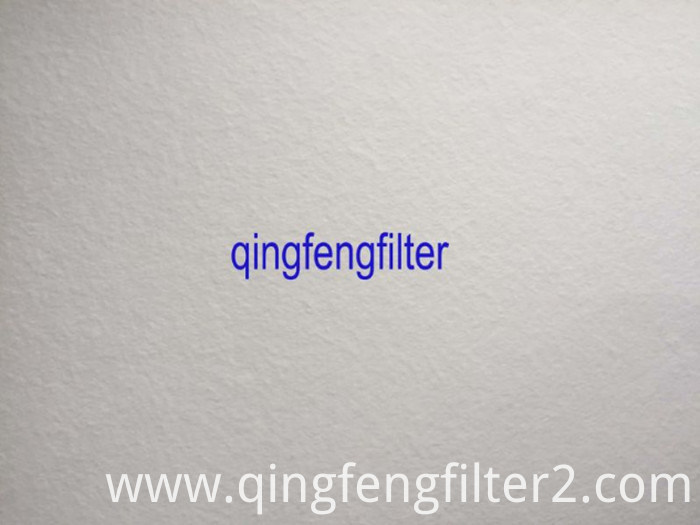 1.0 Micron Glass Fiber Filter Membrane for Hydraulic Oil Filtration