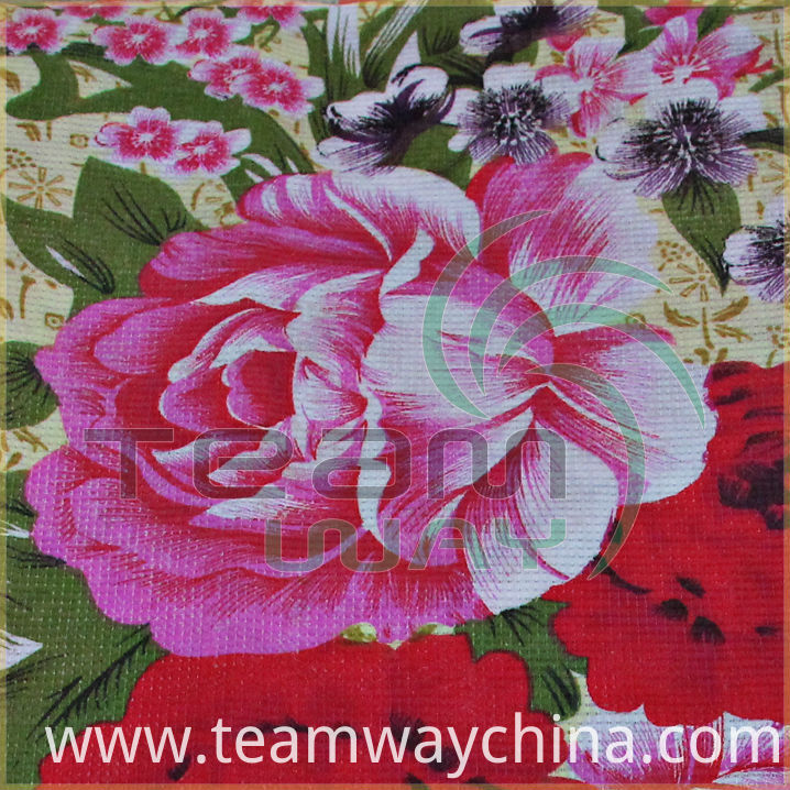Recycled PET Stitchbond nonwoven fabric