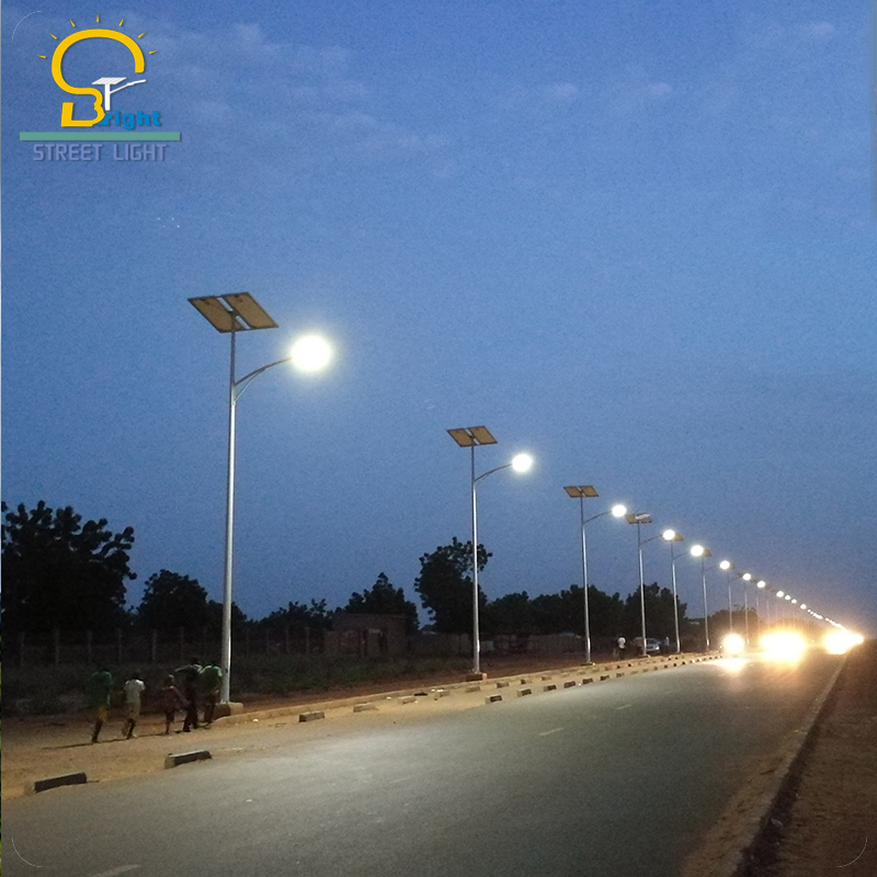 Solar LED Street Light for Africa