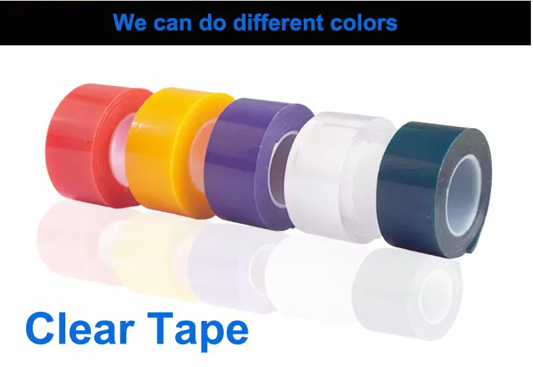 Reusable Double Sided Nano Suction Tape
